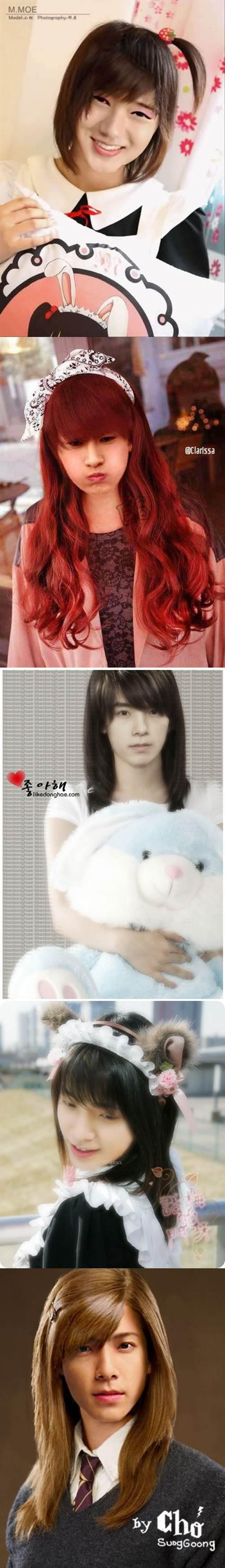 Super Junior Eum 2nd Crazy Sujuyongwonhie