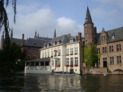 Bruges by Sahat Simarmata